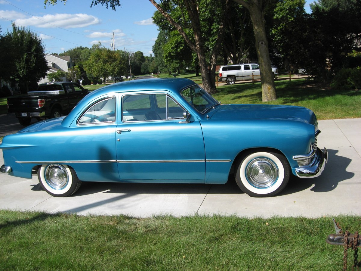 1951 Ford Coupe The H A M B