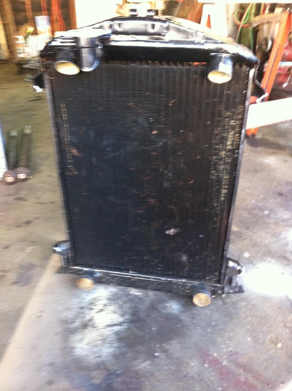 1932 ford original v8 radiator ready to go | The H.A.M.B.