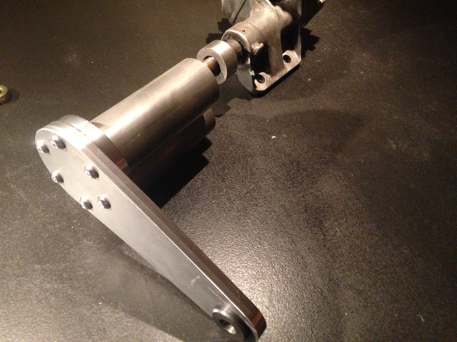 Cowl steering pitman arm assembly kits the h a m b