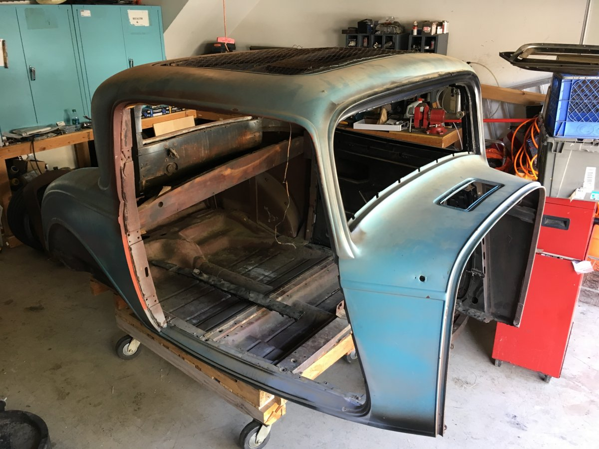 1932 Ford 3 Window Make Offer The H A M B