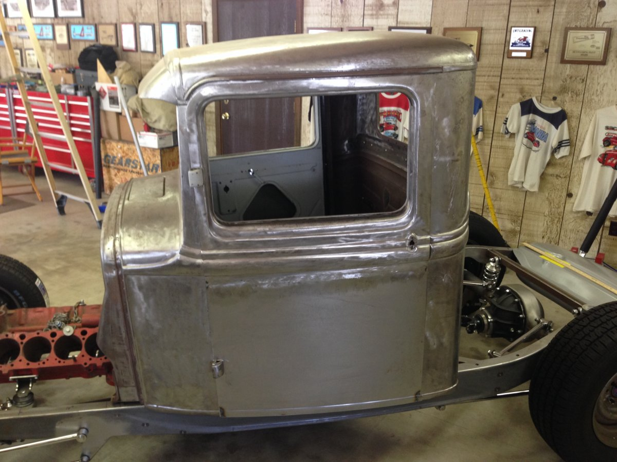 1932-34 Ford truck cab and short bed | The H.A.M.B.