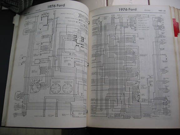 ford headlight switch wiring diagram??? the h a m b Ford F700 Wiring Diagrams at bayanpartner.co