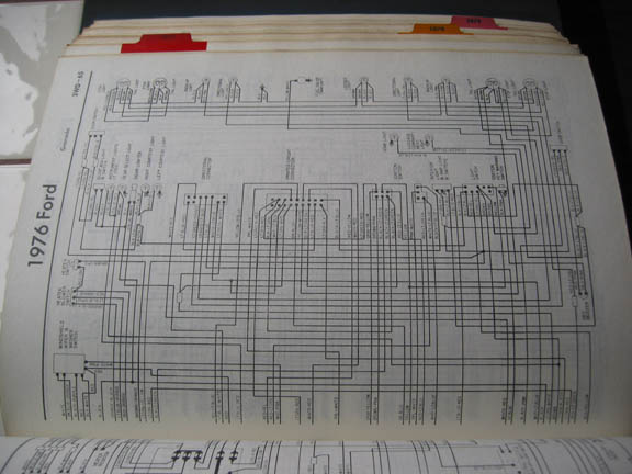 ford headlight switch wiring diagram the h a m b rh jalopyjournal com 1973 Ford Wiring Diagram 1973 Ford Wiring Diagram