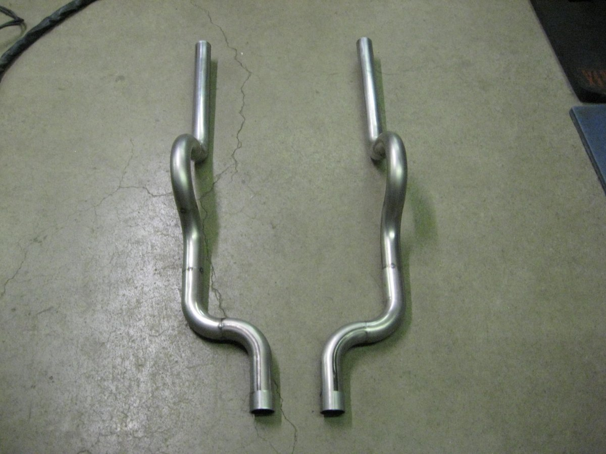 Exhaust Tubing Bender >> Hot Rods Exhaust Pipe Bender The H A M B