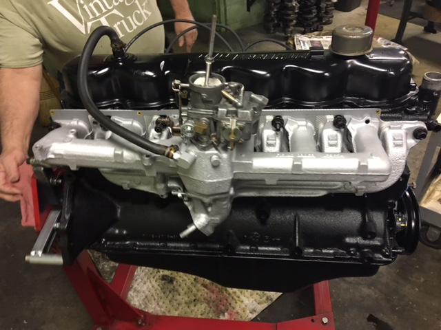 Technical 1964 Ford Econoline Engine Swap Again The