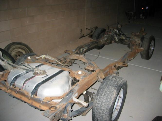 61 Rambler Wagon w/ S10 Frame | The H.A.M.B.