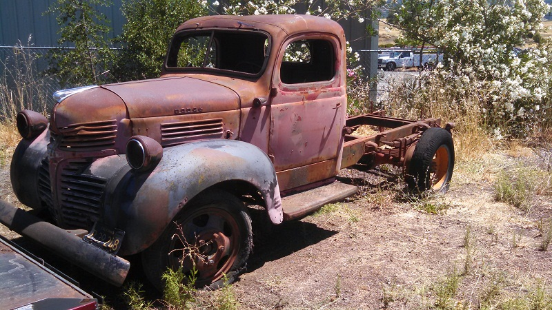 1939 1947 Dodge Truck Parting Out The H A M B