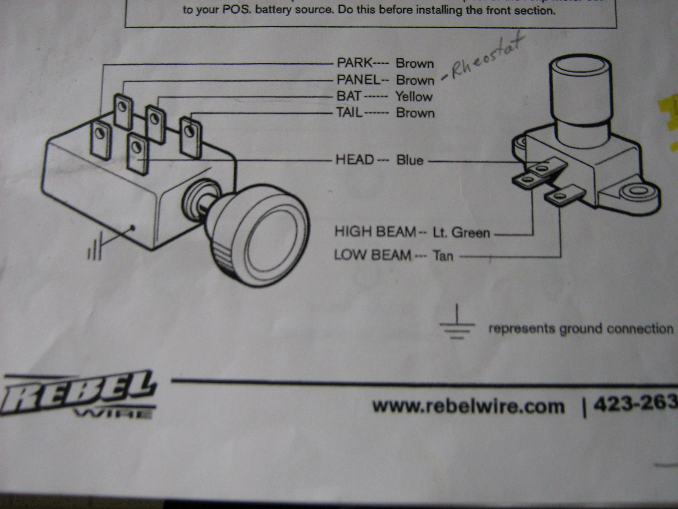 Honda Rebel Wiring Diagram from www.jalopyjournal.com