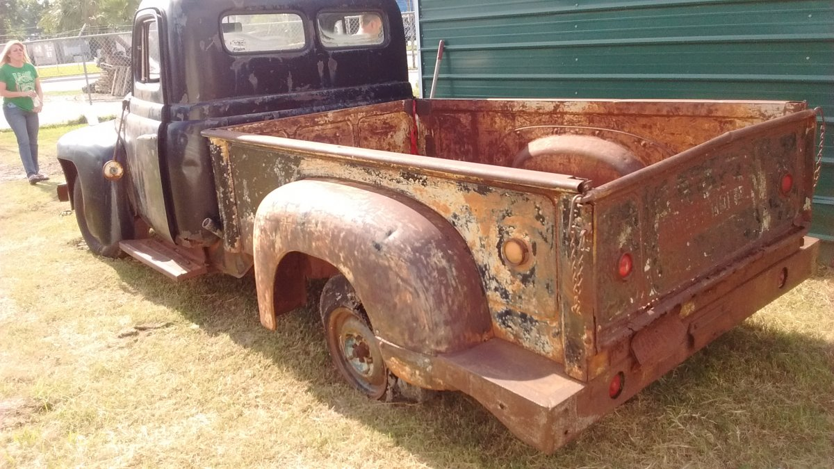 1950 international l110 pick up  All or parts  | The H A M B