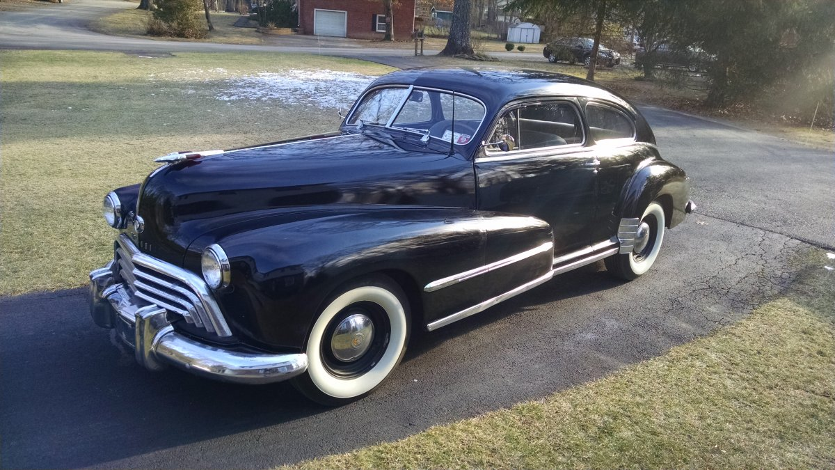 1948 oldsmobile sold the h a m b for 1948 oldsmobile 4 door sedan