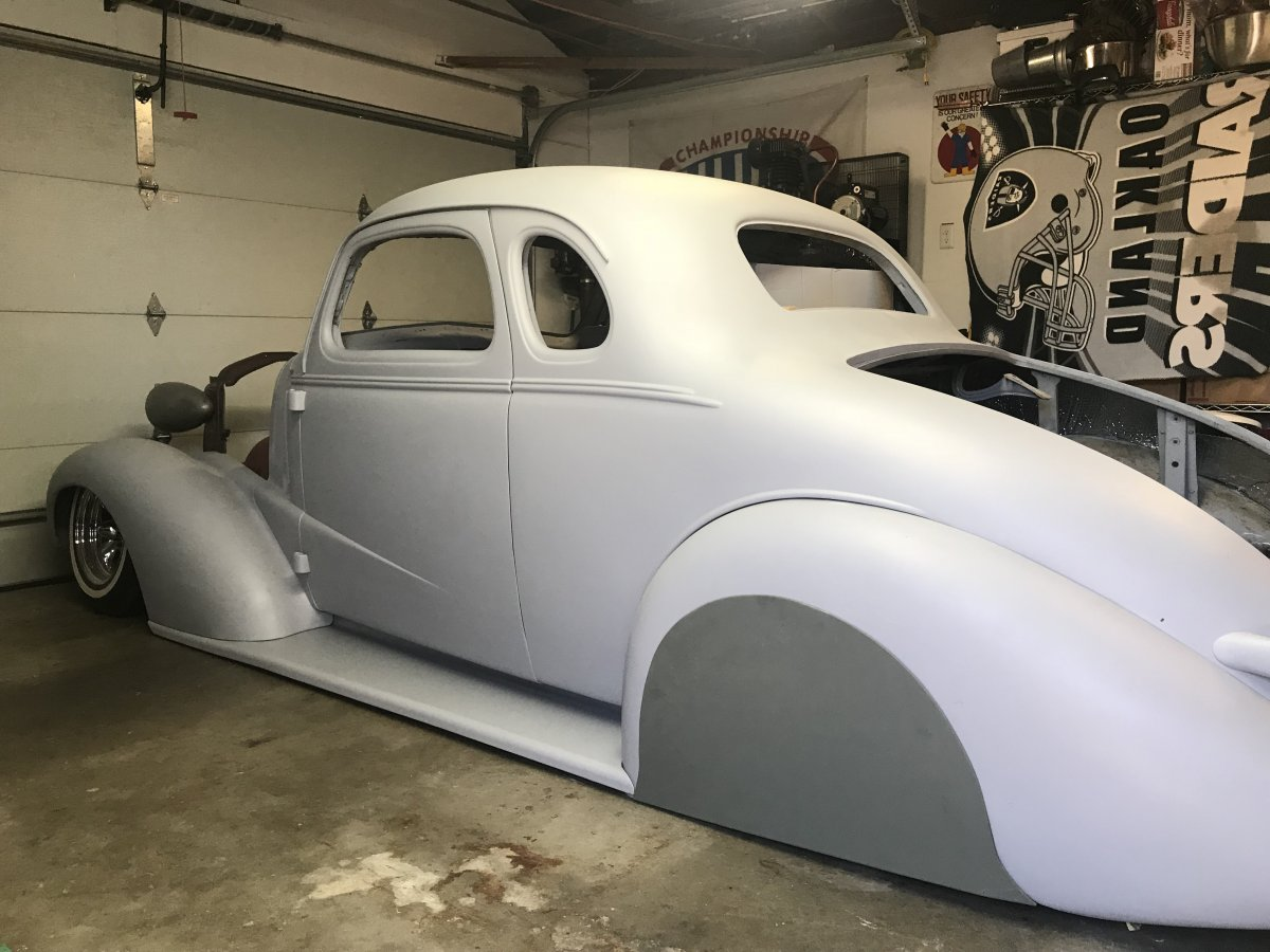 1938 Chevy Coupe | Best Car Reviews 2019-2020