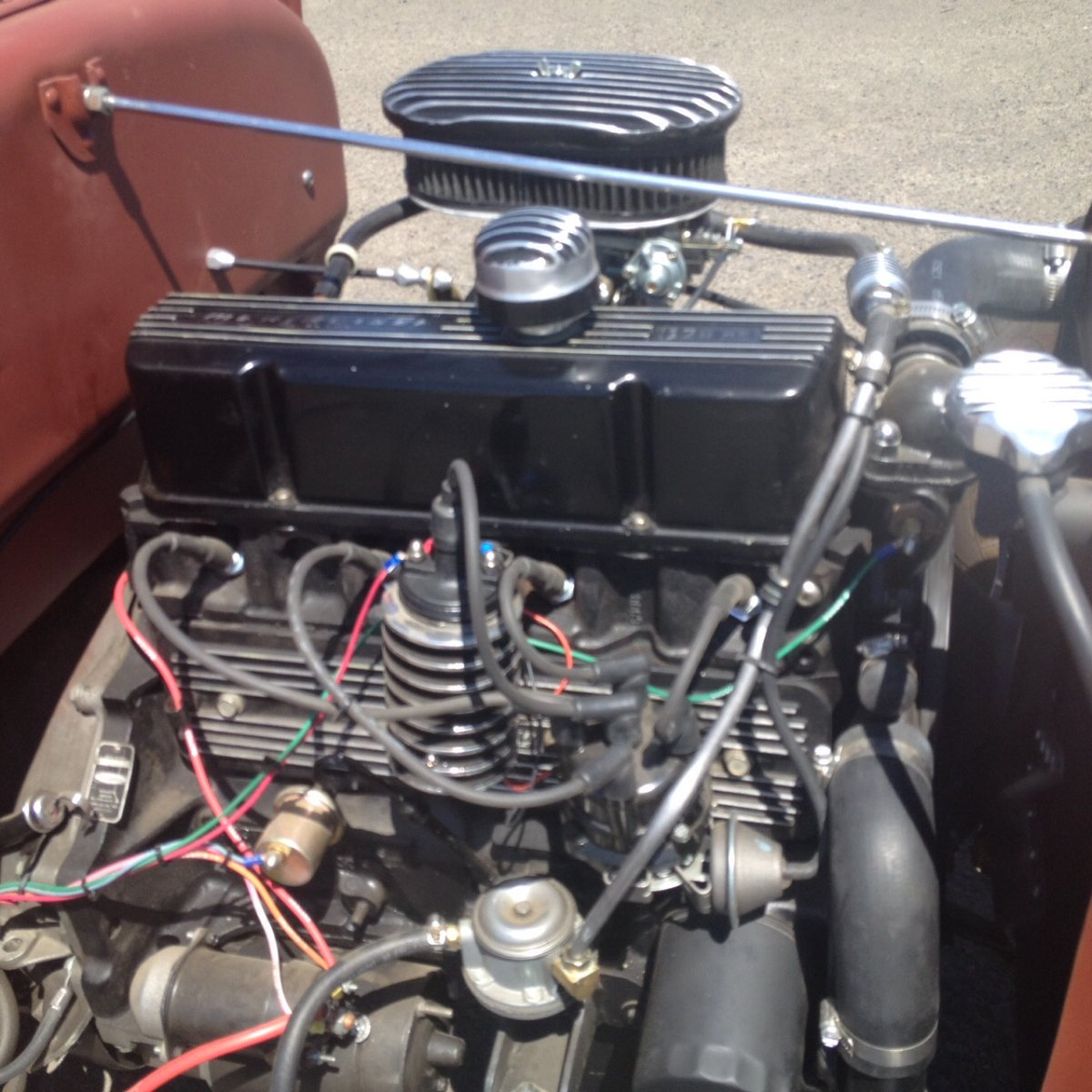 Technical - 4 cylinder mercruiser-engined cars | The H A M B