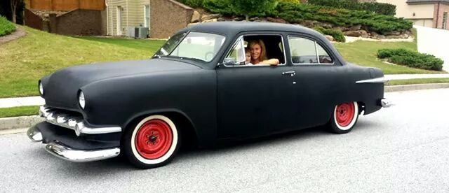 1951 ford cars for sale