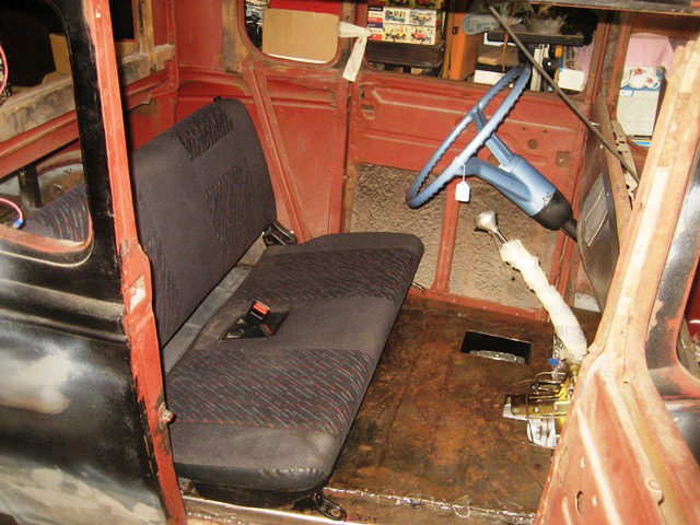 Projects model a bench seat suggestions the h m b
