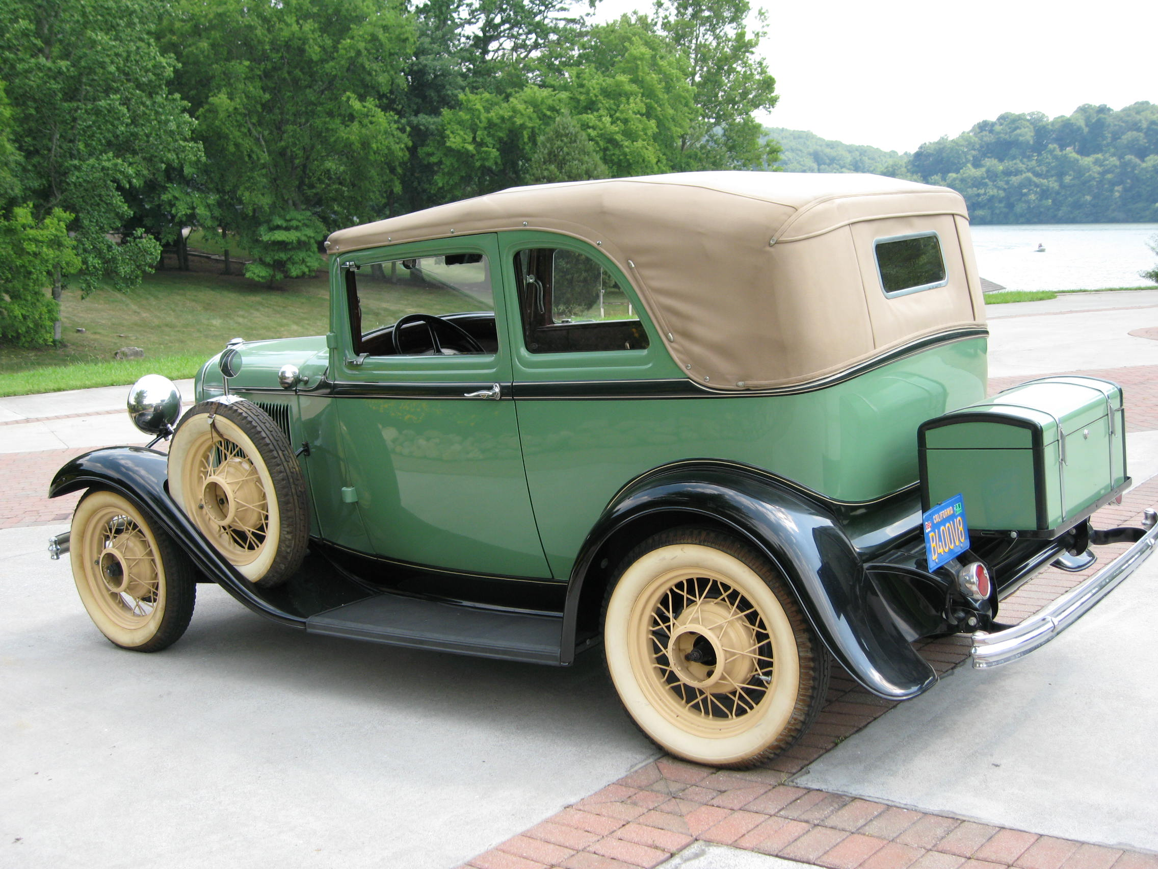 Knoxville Used Cars >> 1932 Ford B400 | The H.A.M.B.