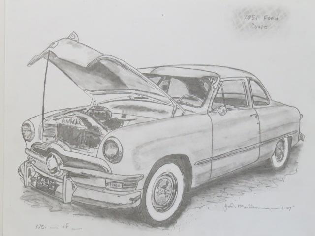 Art Inspiration Hot Rod Drawings The Hamb