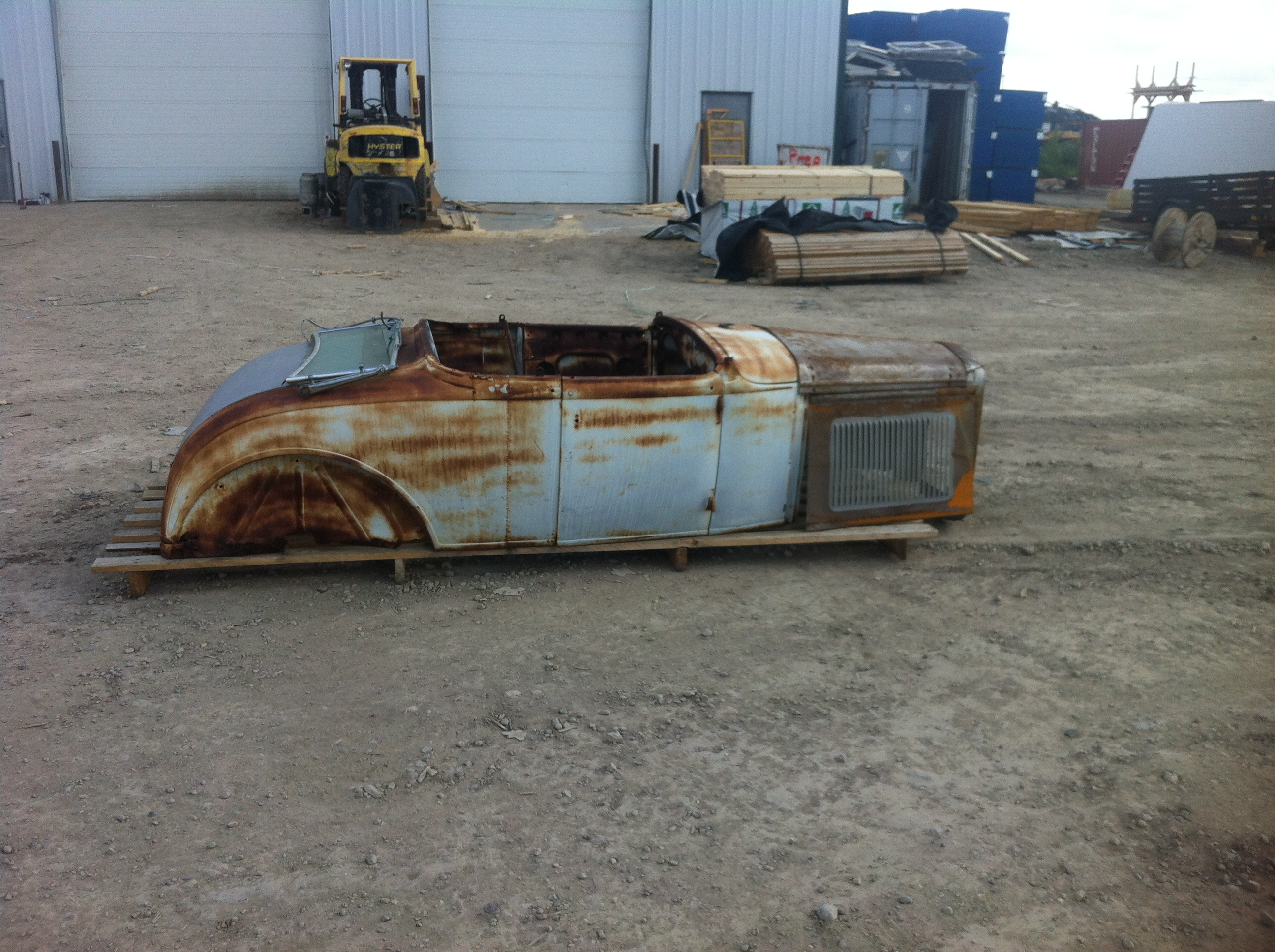 Outstanding Ford Model A Coupe Body For Sale Images - Classic Cars ...