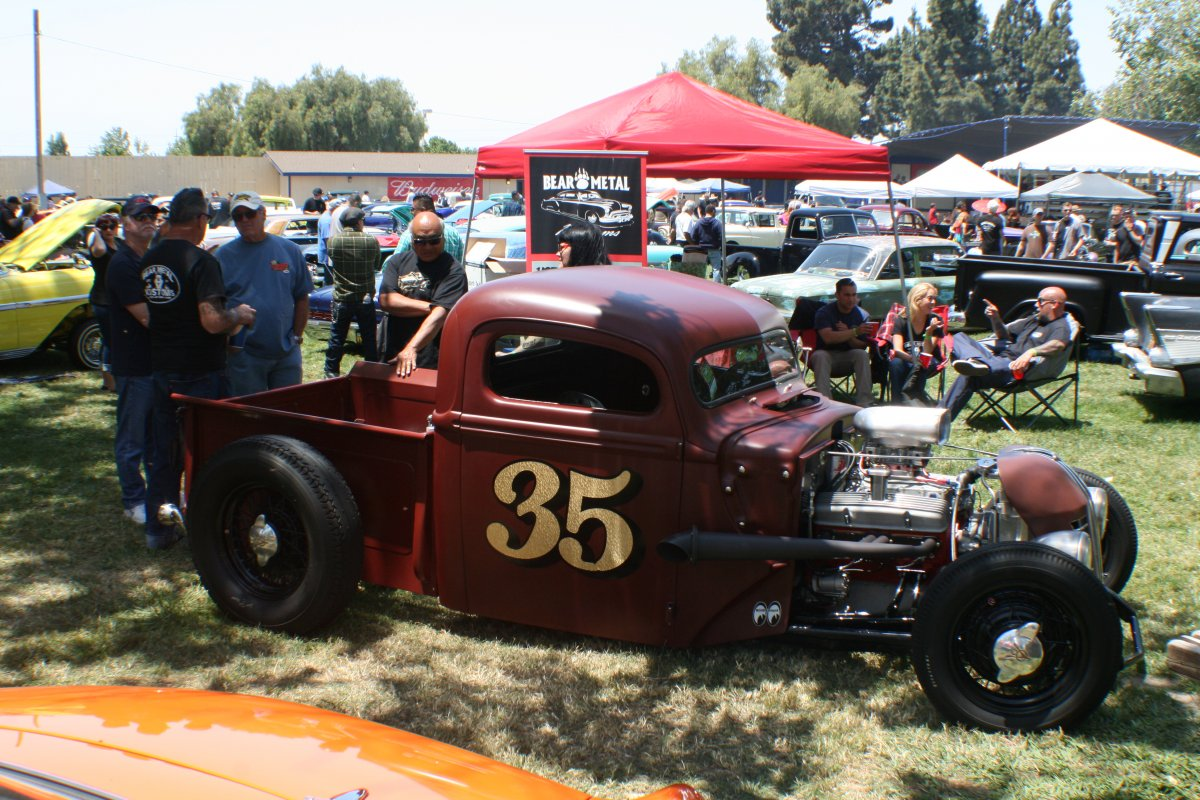 Hot Rods - If you could pick a TRUCK that epitomizes the word \