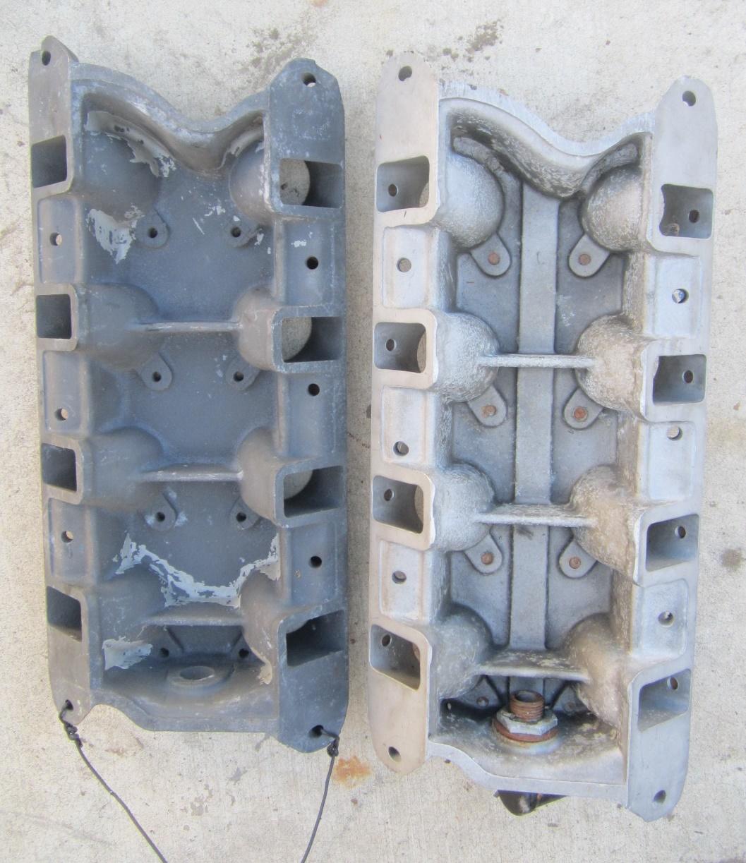 Hot Rods - NOS SBC Mickey Thompson Aluminum Block