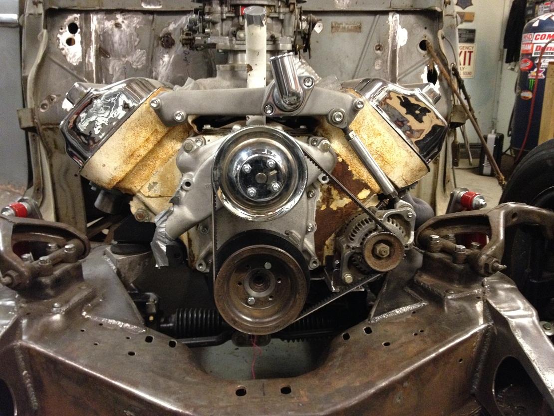 Hot Rods Custom Alternator Options The Hamb Suzuki Samurai Gm Wiring Img 3038
