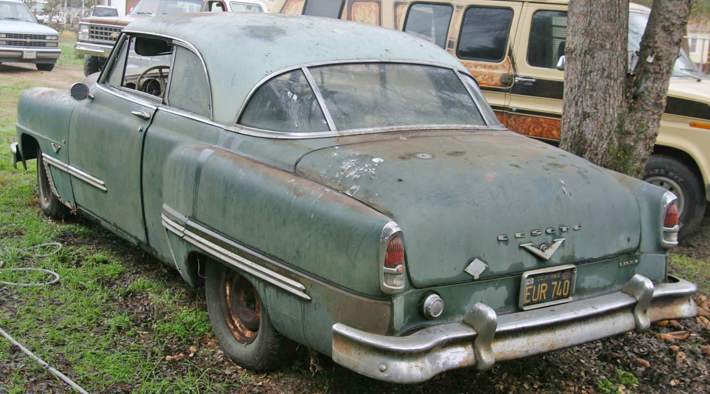 Projects - 1953 DeSoto Kustom Build | The H.A.M.B.