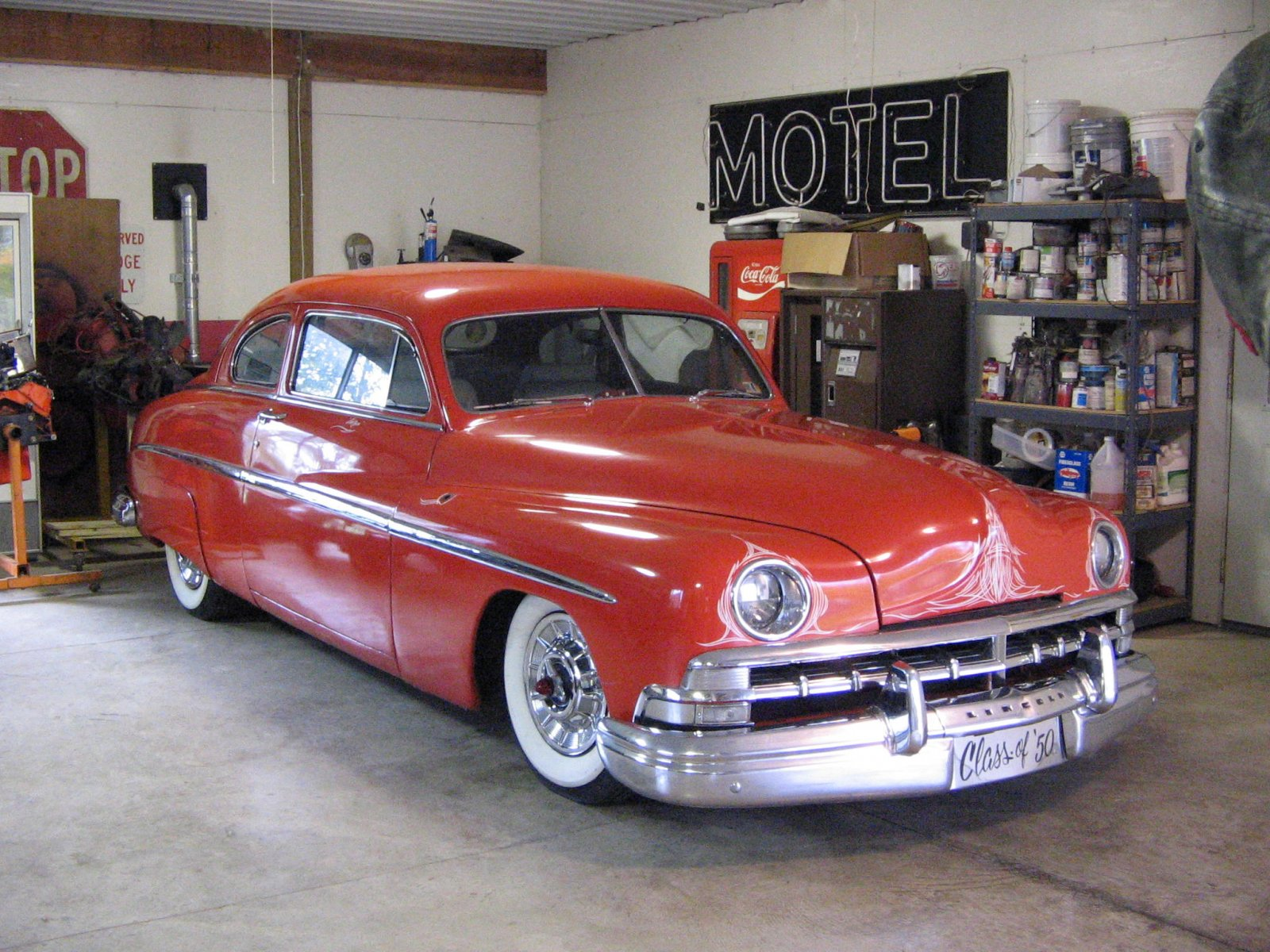 HOT ROD LINCOLN \