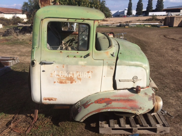Truck Ford For Sale >> COE Truck Fleet 1954-1956 Ford (5 Trucks) | The H.A.M.B.