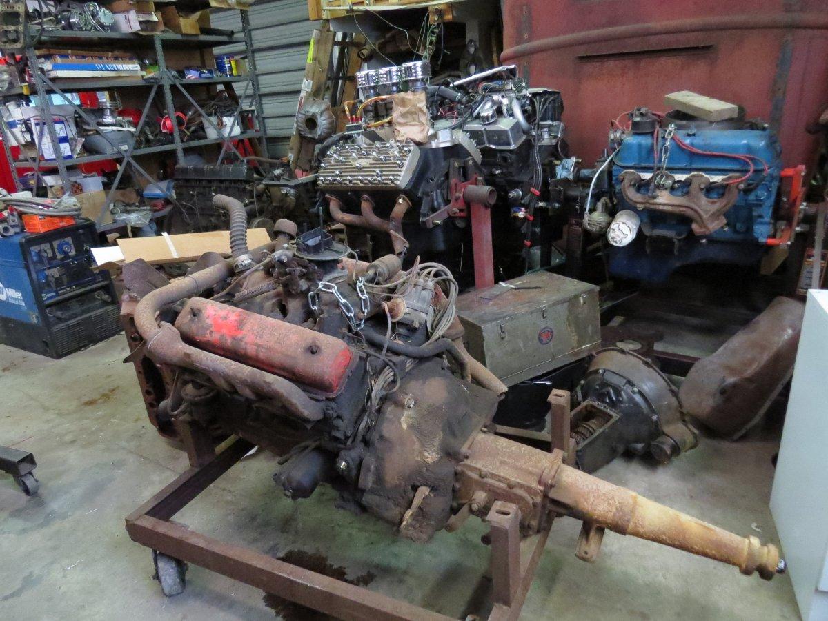 1961 y block ford engine and transmission the h a m b rh jalopyjournal com ford y block engine casting numbers ford y block engine casting numbers