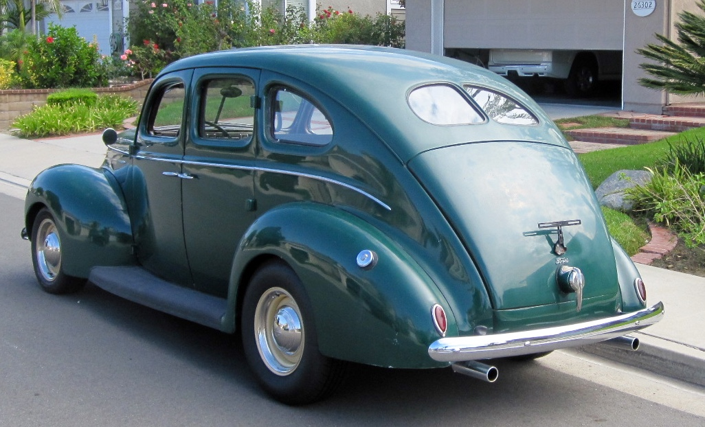 1939 ford 4 door sedan great driver the h a m b