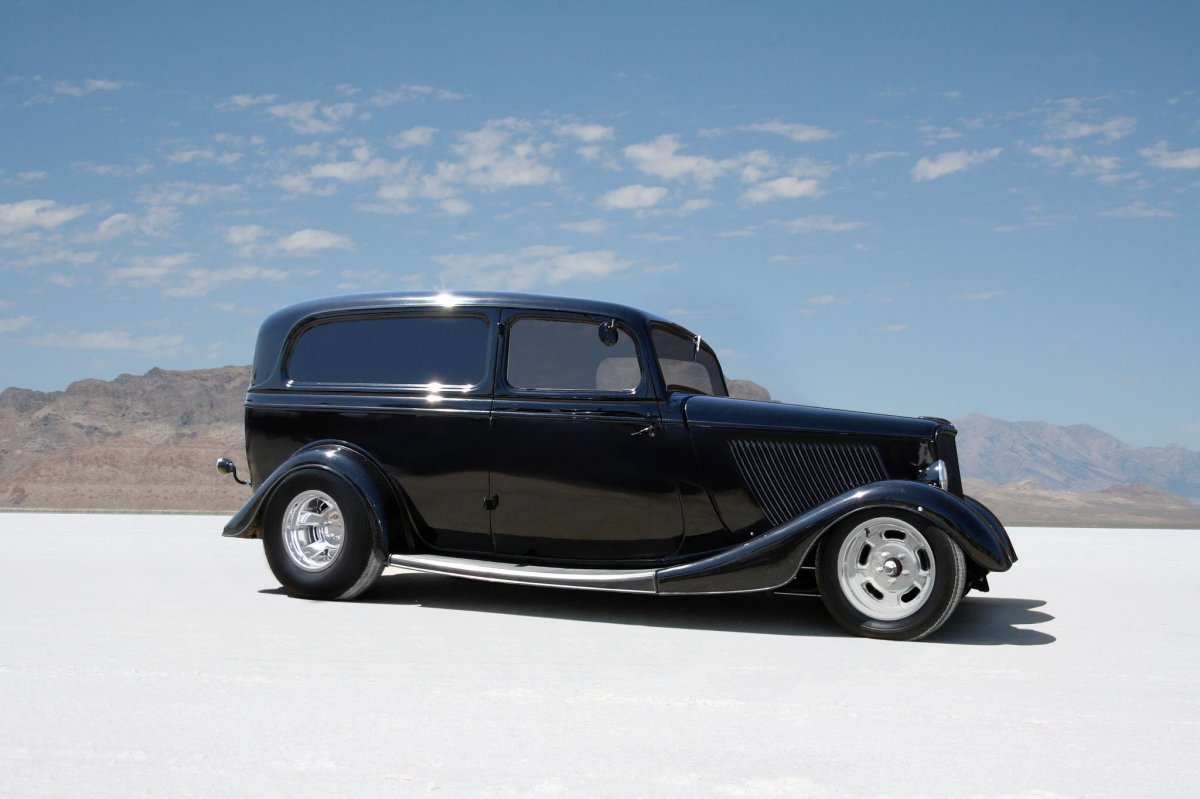 Hot Rods - Sedan Delivery and Panel Truck picture thread | The H.A.M.B.