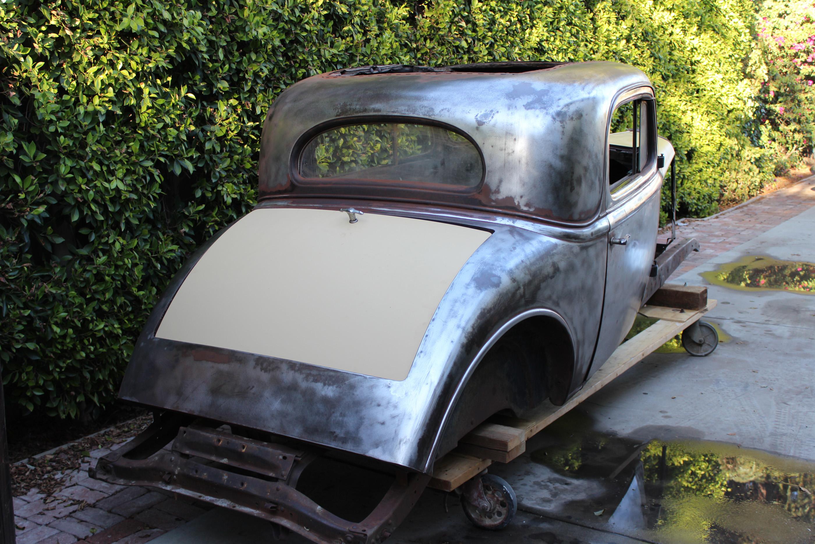1934 pontiac 3 window coupe the h a m b for 1930 pontiac 3 window coupe