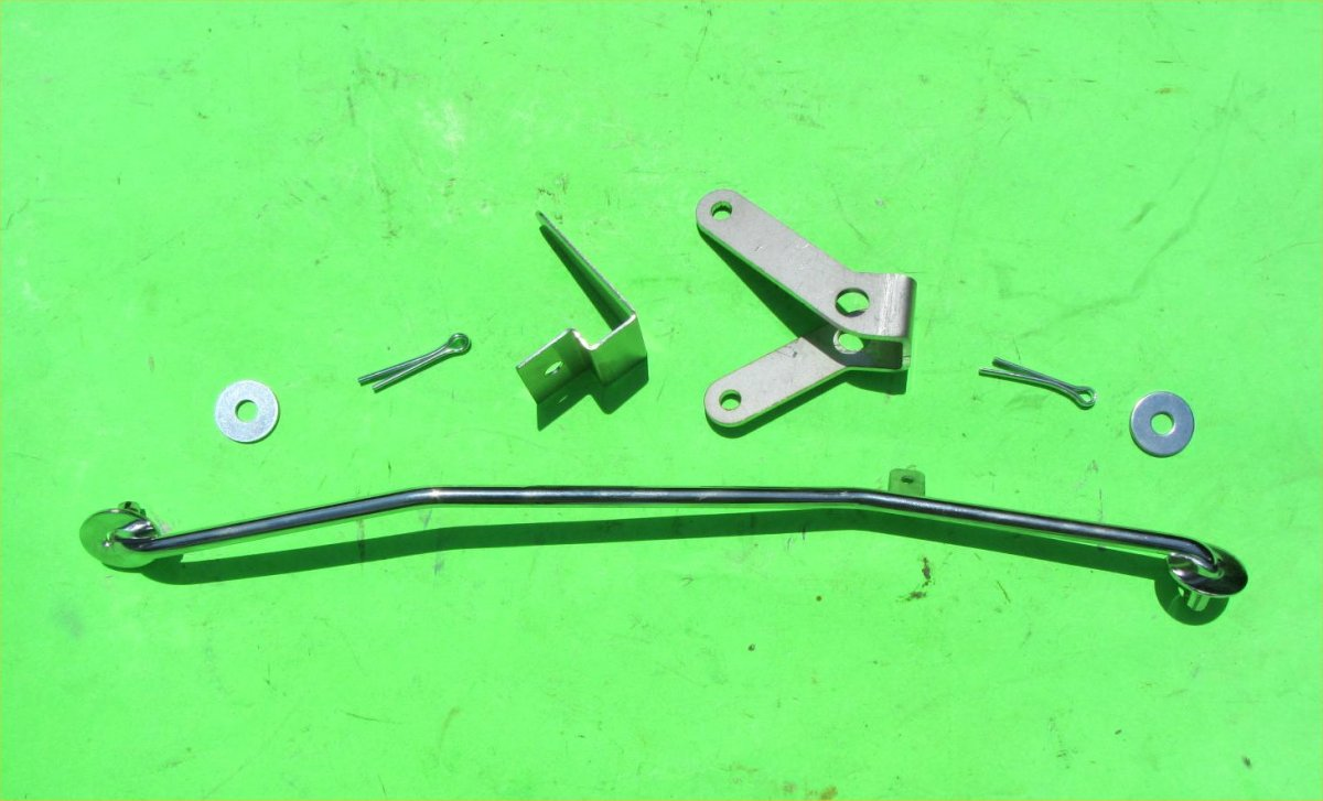 Marvelous 1955 1962 Chevy 235 261 Throttle Linkage Used With Fenton Headers Wiring Digital Resources Minagakbiperorg