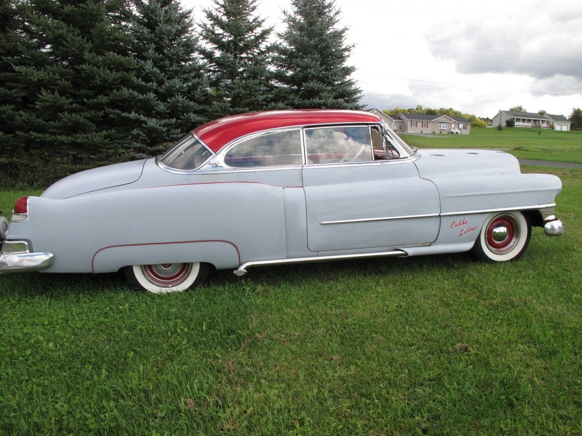 1951 Cadillac Coupe Deville Custom The Hamb For Sale Img 6191
