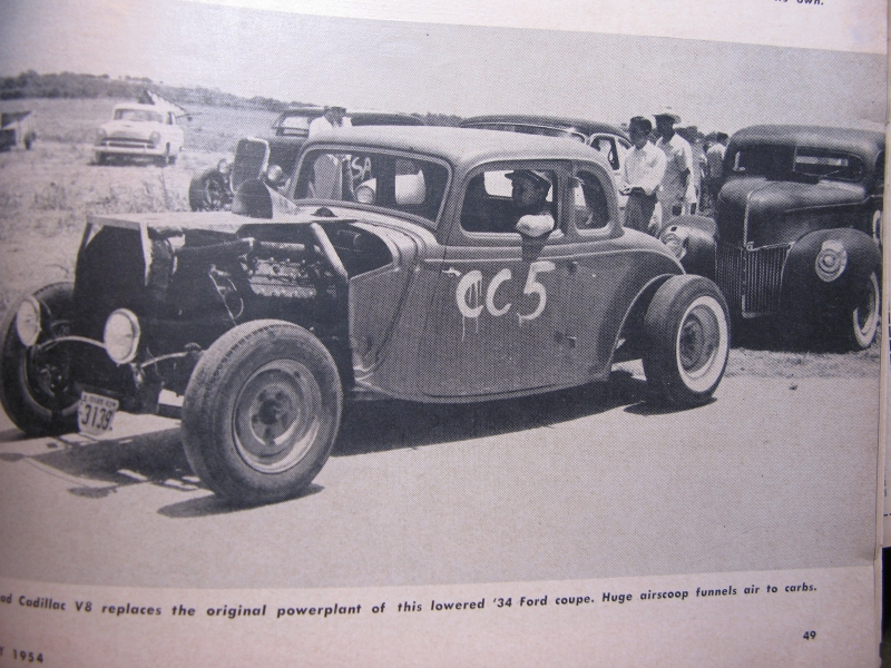 History Hot Rod History And Photos Dallas Texas 1949 On