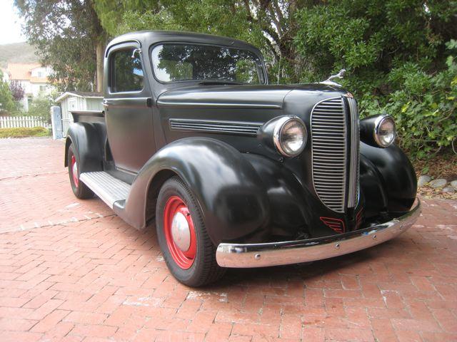 1938 Dodge Truck Magnum V8 The H A M B