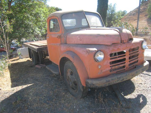 Thousand Oaks Dodge >> 1950 dodge truck | The H.A.M.B.