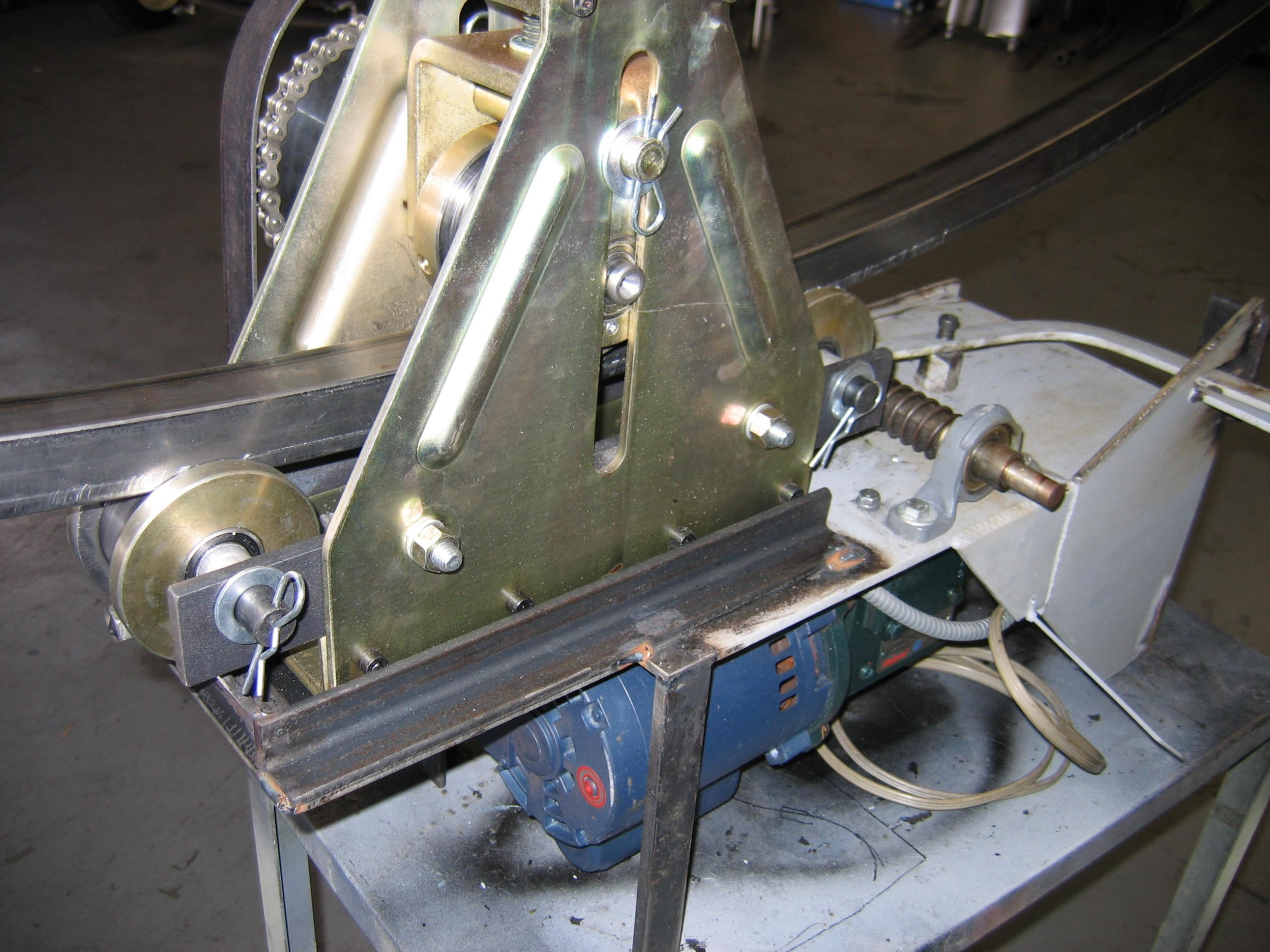Tube Roller / Tubing Roller Harbor Freight Question | The