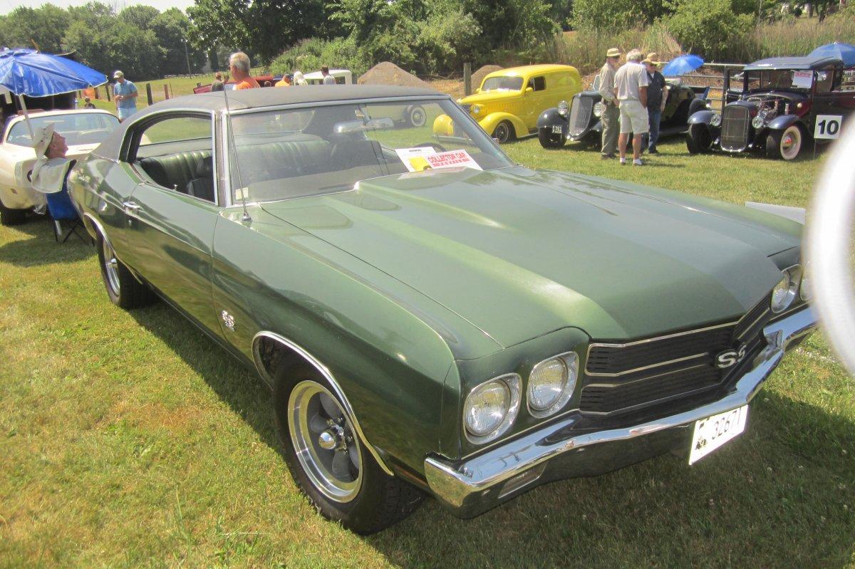 Bridgewater Ct Car Show
