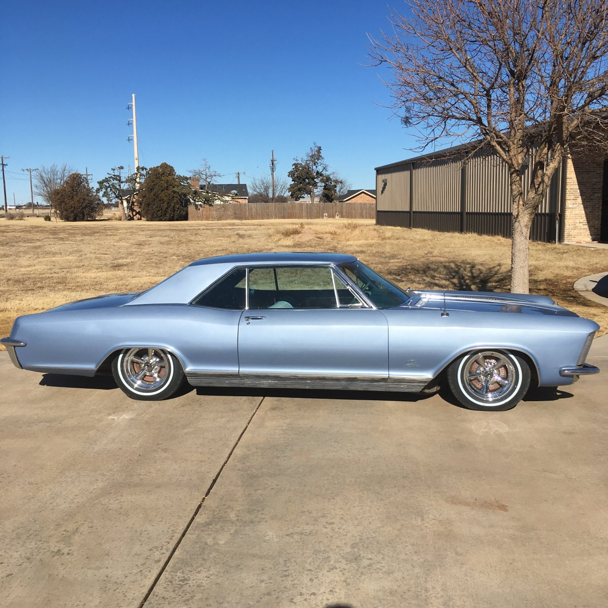 Sell My Car For Cash >> 1965 Buick Riviera 65 Rivi Lowrider | The H.A.M.B.