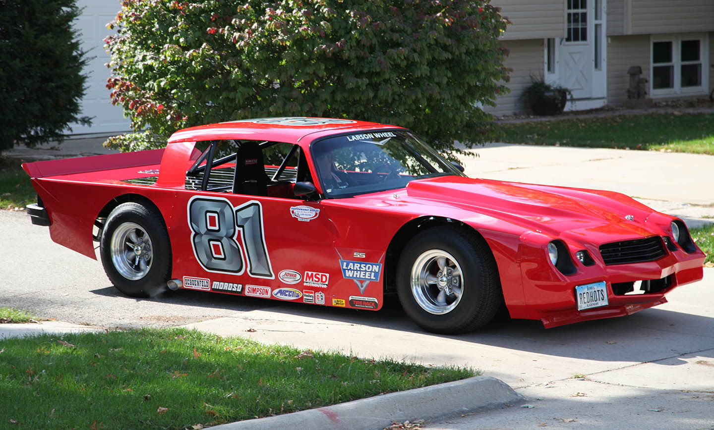 Features - Vintage Stock Cars for the street... | Page 14 | The H.A.M.B.