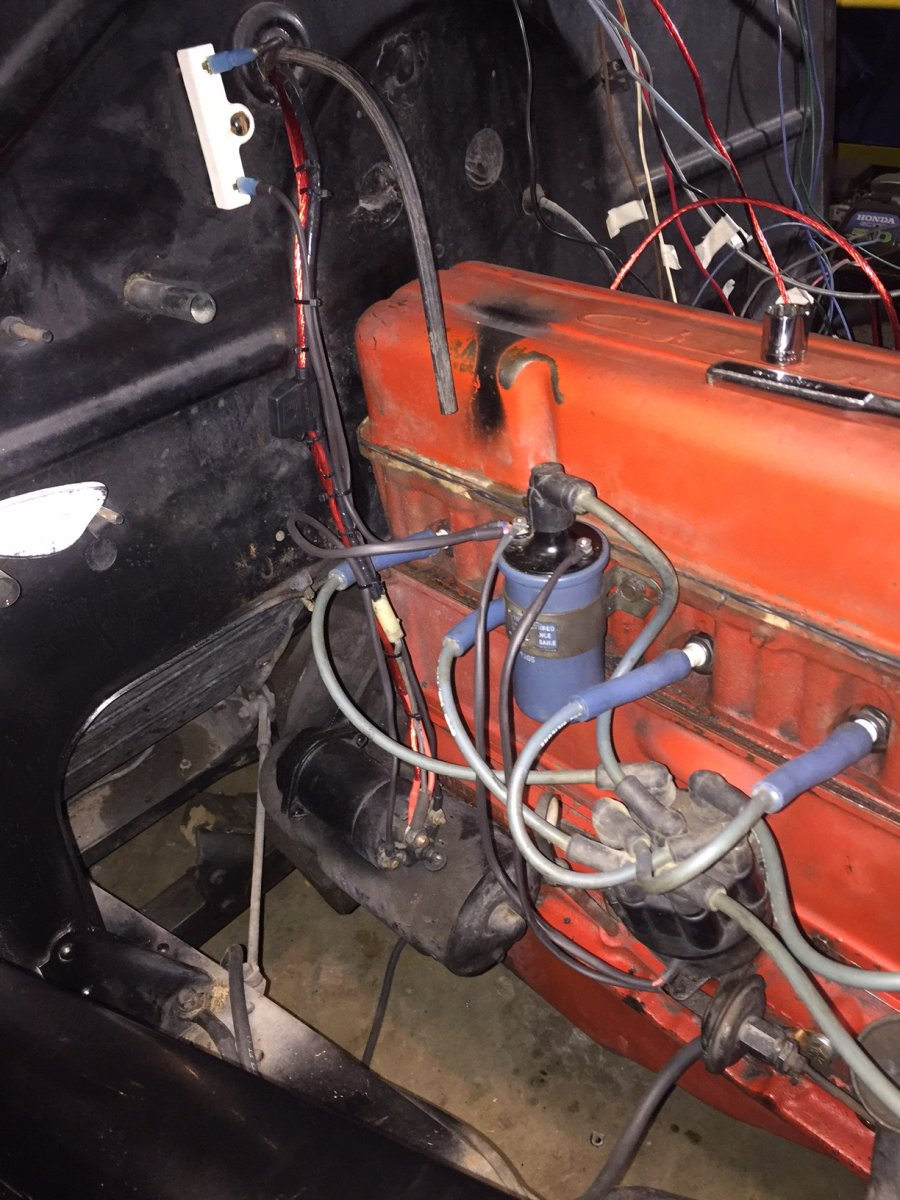 Hook up Chevy 350 Starter libero Alberta siti di incontri