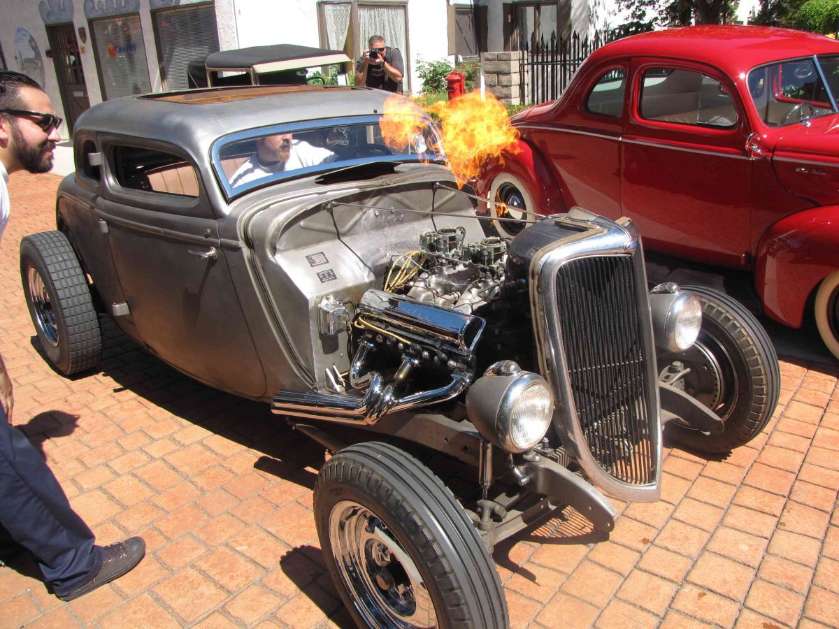 Hot Rods - Aces Hot Rod Reunion 12 pics | The H.A.M.B.
