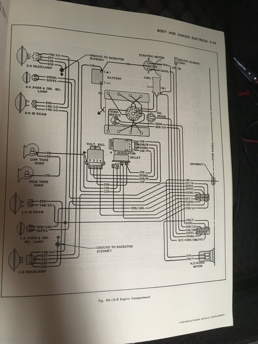 Technical 64 Impala Battery Drain The H A M B Wiring-Diagram Battery  Charger Stations 2011 Impala Battery 2 Circuit Diagram