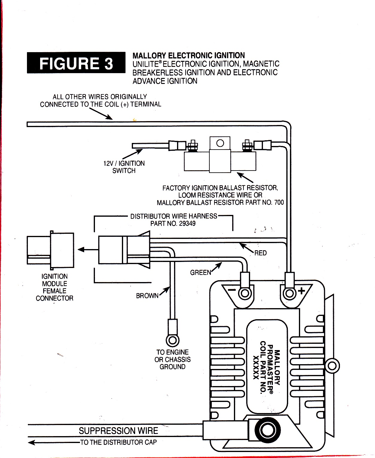blowing ign acc 20 amp fuses at box the h a m b mallory unilite module wiring diagram at sewacar.co