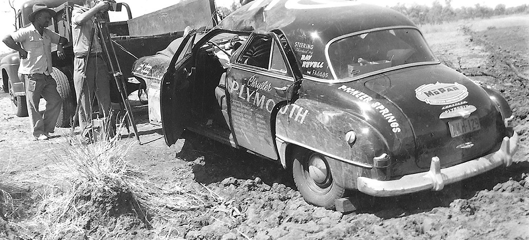 Jack-Gelignite-rolled-1952-chrysler-plymouth.jpg