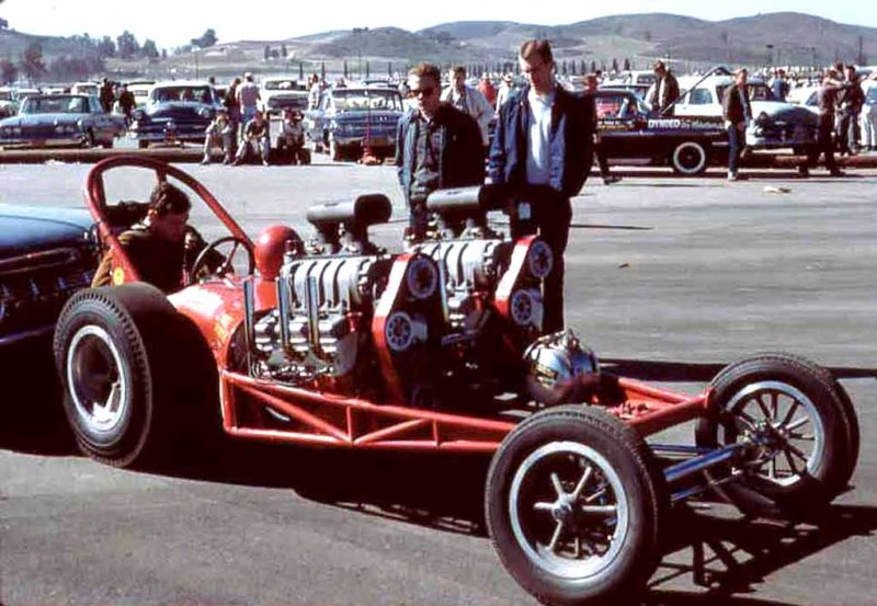 Jack Moss (Amarillo, TX) #171 (Twin GMC-blown SBC) Dragster (6).jpg
