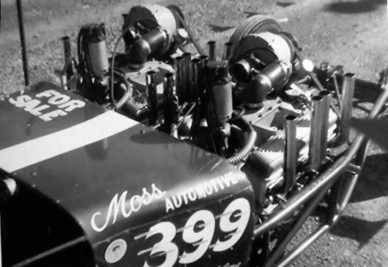 Jack Moss (Amarillo, TX) #399 (Twin McCulloch-blown SBC) Dragster (4).jpg