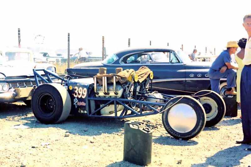Jack Moss (Amarillo, TX) #399 (Twin McCulloch-blown SBC) Dragster (6).jpg
