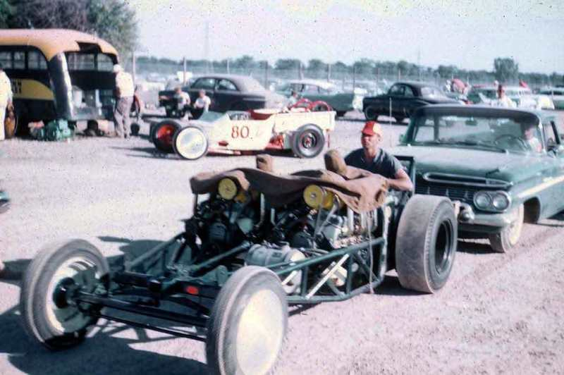 Jack Moss (Amarillo, TX) #399 (Twin McCulloch-blown SBC) Dragster (7).jpg