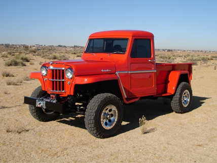 Early 50's willys/jeep truck pics request | The H.A.M.B.